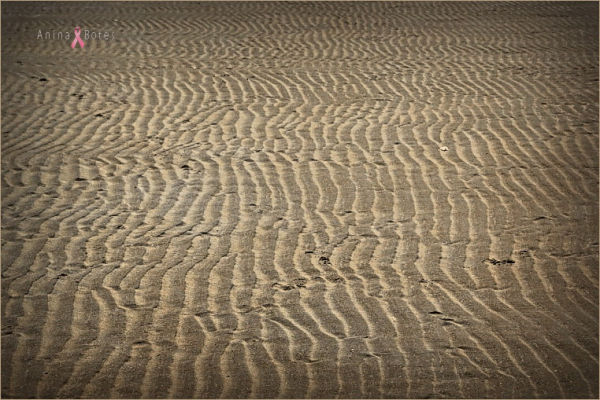 Patterns, Sand, NZ