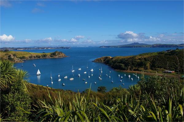 Waiheke Island, NZ