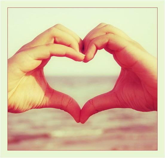 Hands, Valentine's Day, Pink