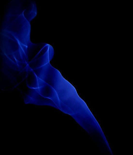 Smoke, Blue