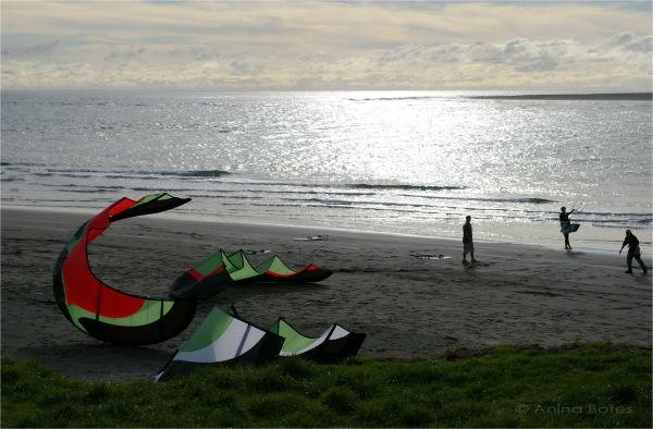 Kitesurf, Kites, Color