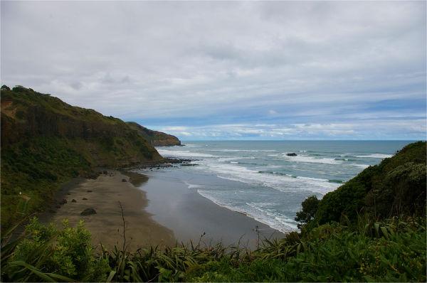 Beach, landscape