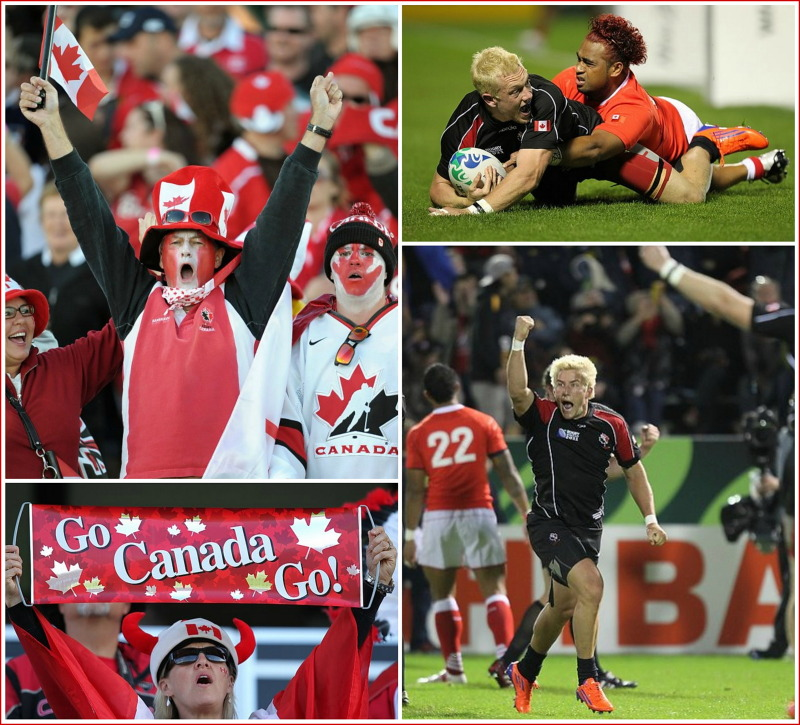canada, rugby