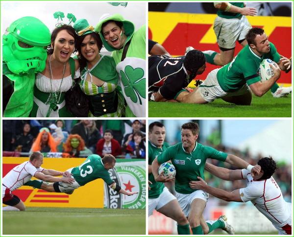 Ireland, rugby