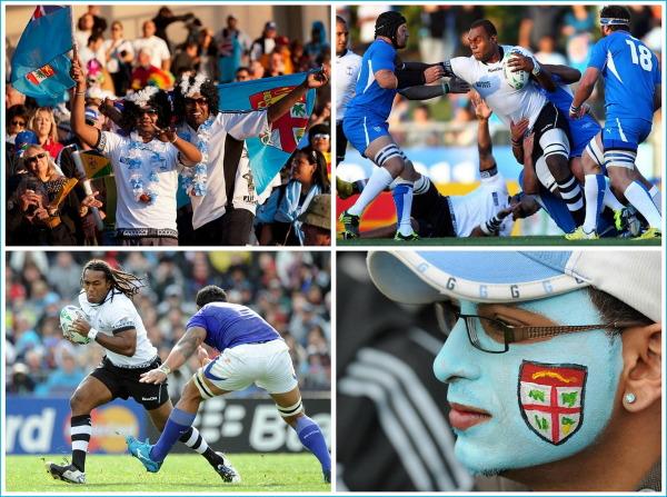 Fiji, rugby