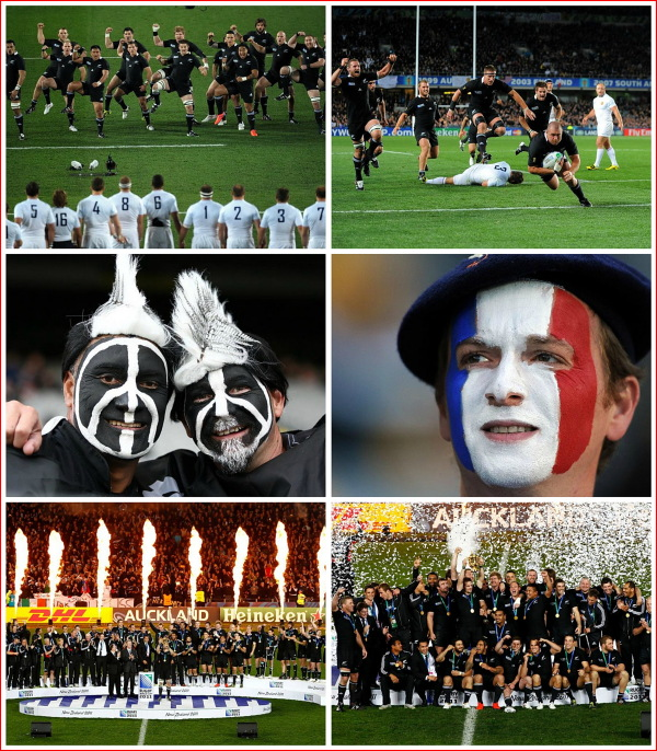 France, New-Zealand, rugby