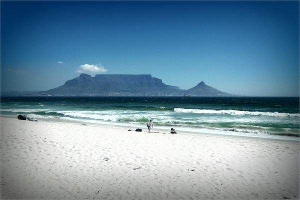 TableMountain, CapeTown, SA