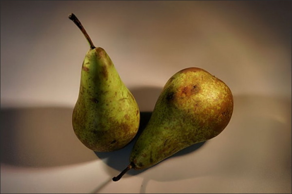 pears, food