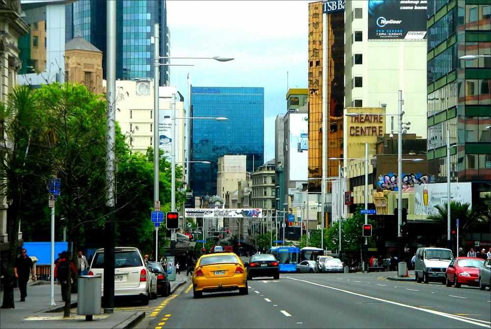 taxi, cab, auckland, new-zealand