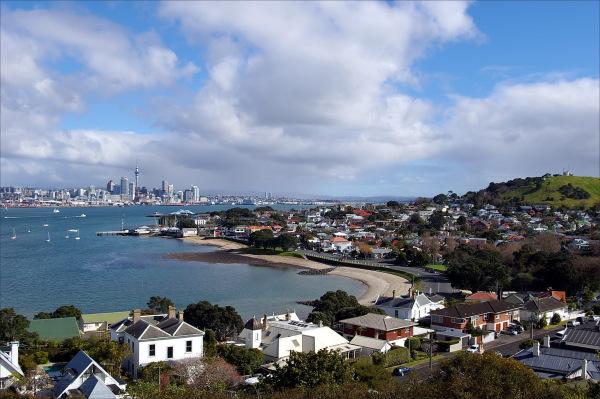 Auckland, city, NZ, new-zealand