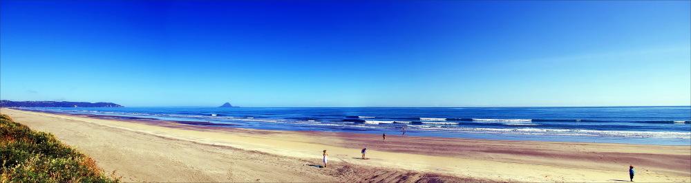 ohope, nz, New-Zealand, beach