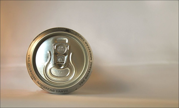 can, drink