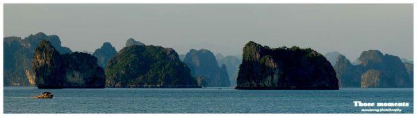 Drangon's Pearl--Ha Long Bay