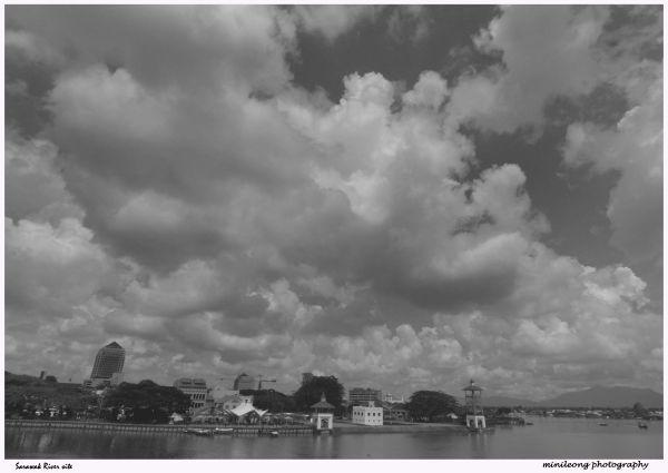 Sarawak river site
