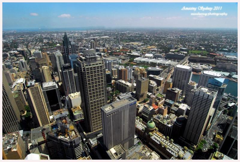 Town Center, Sydney