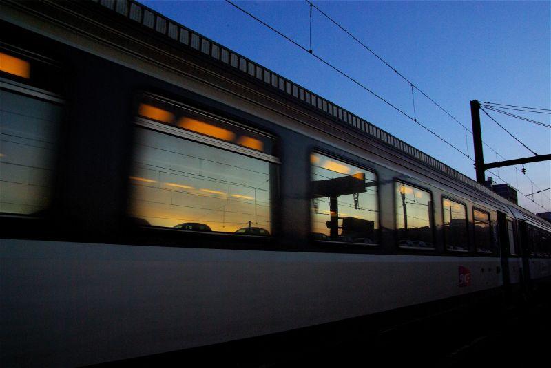 Prendre le train en marche