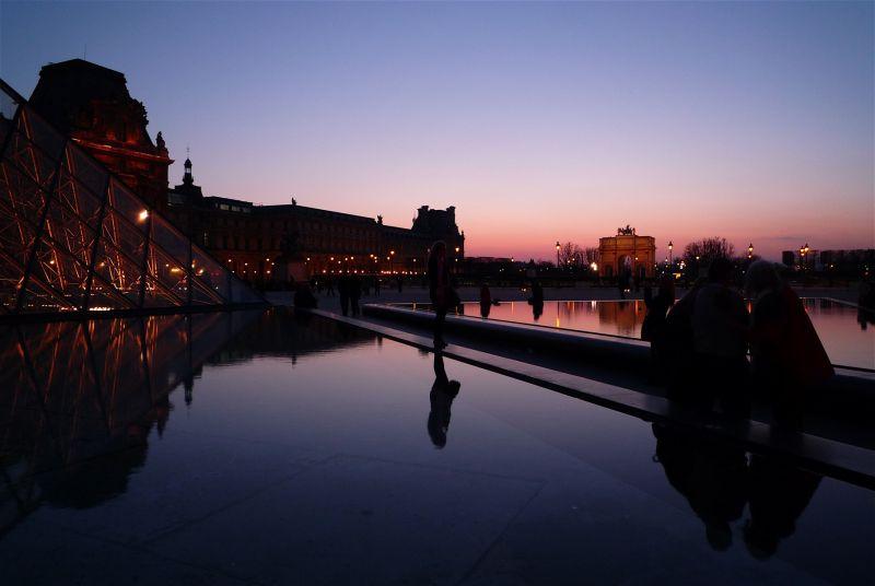 Les ombres du Louvre
