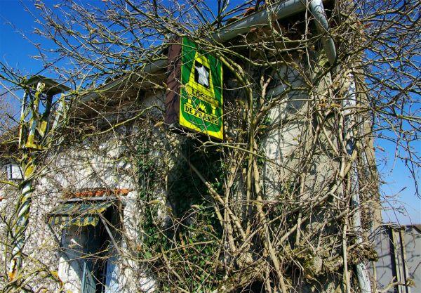 L'hôtel abandonné # 1