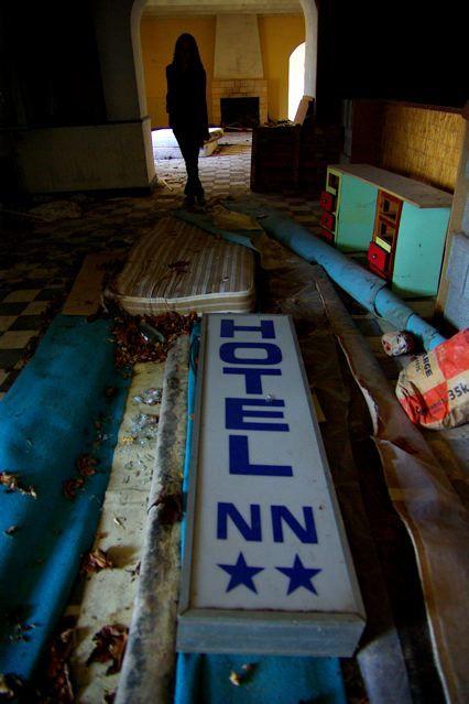 L'hôtel abandonné # 2