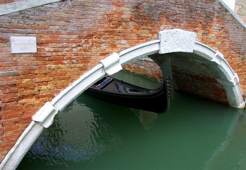 Embarquement pour Venise