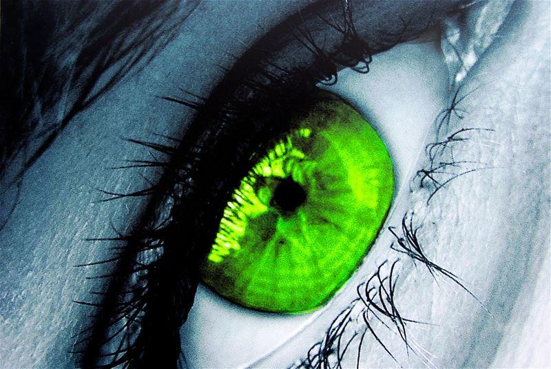 Mon oeil...