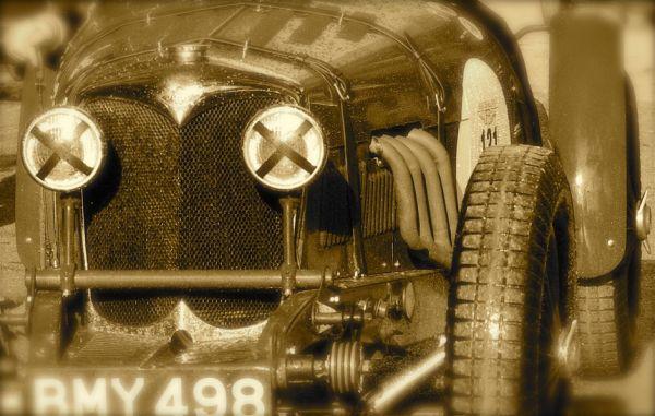 La voiture à remonter le temps