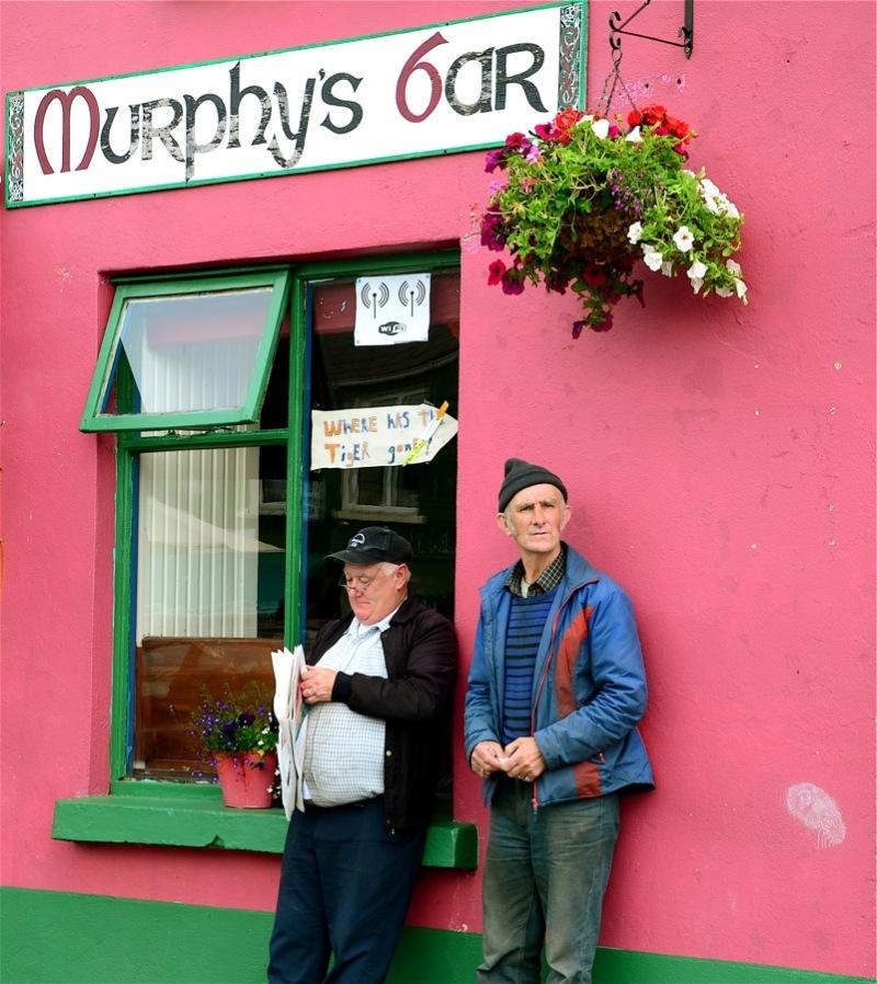Irish trip (# 5) La vie en rose