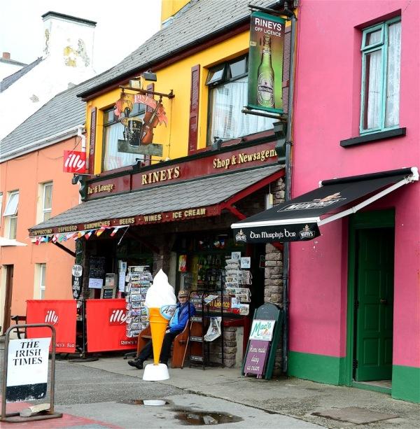 Irish trip (# 6) Nouvelles fraîches