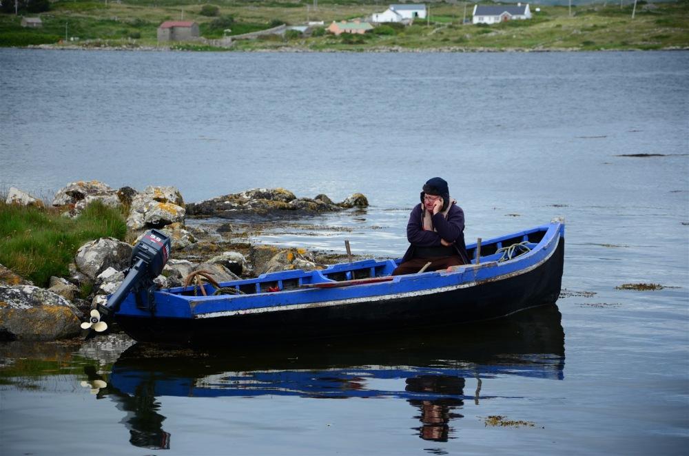 Irish trip (#24) Coup de fil... de pêche