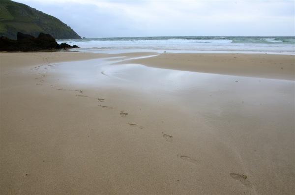 Petits pas de sable