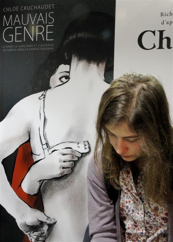 Festival de la BD à Angoulême Mauvais genre