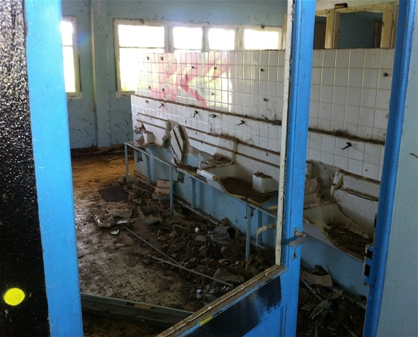 La colo des Tricoles abandonnée à l'île d'Oléron