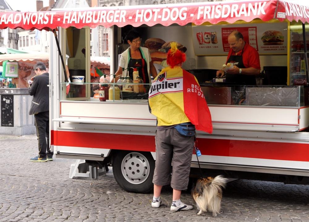 Hot dog !