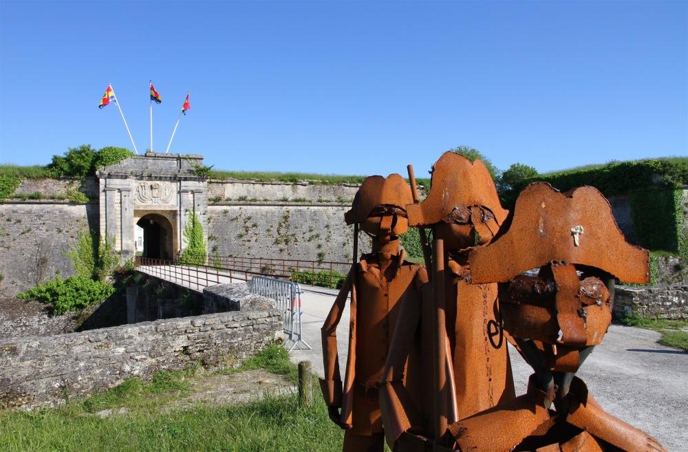 Les sentinelles de la citadelle