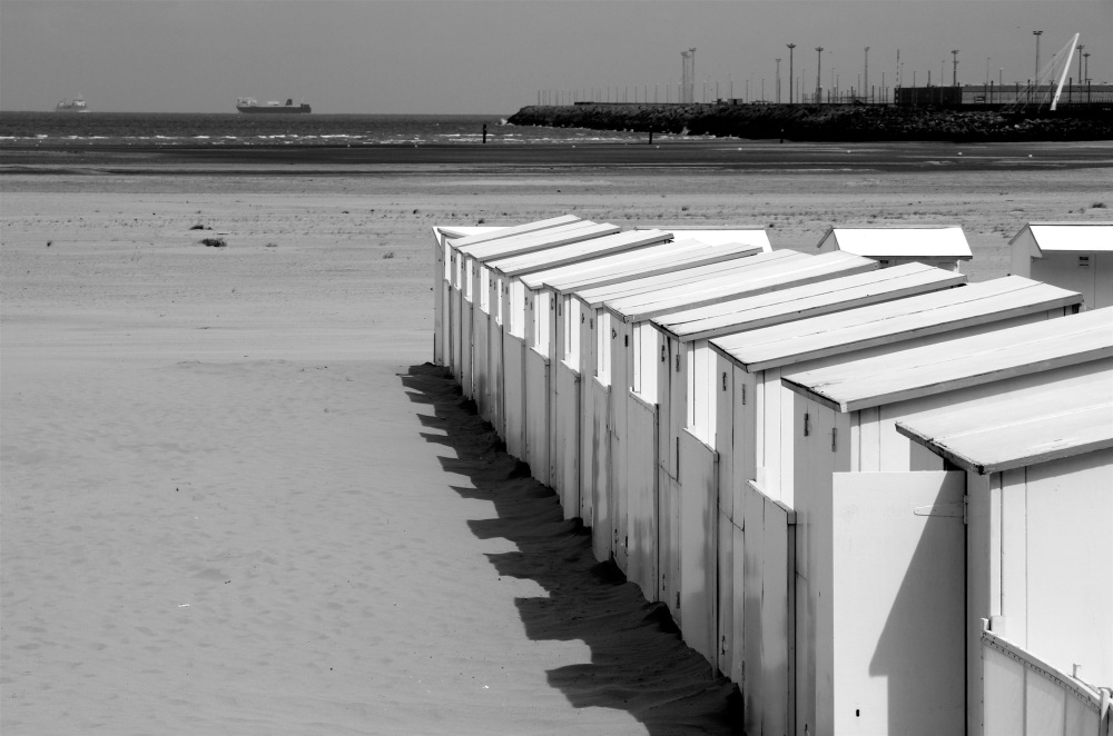 Cabines... entre terre et mer