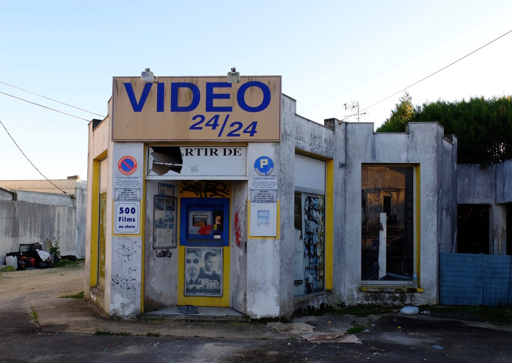 Technology killed the video stars