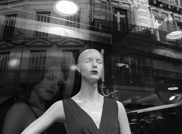 Mannequin fantôme