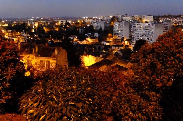 Les lumières de la cité