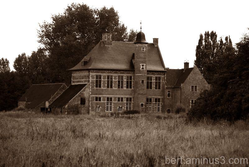 A castle in Flanders