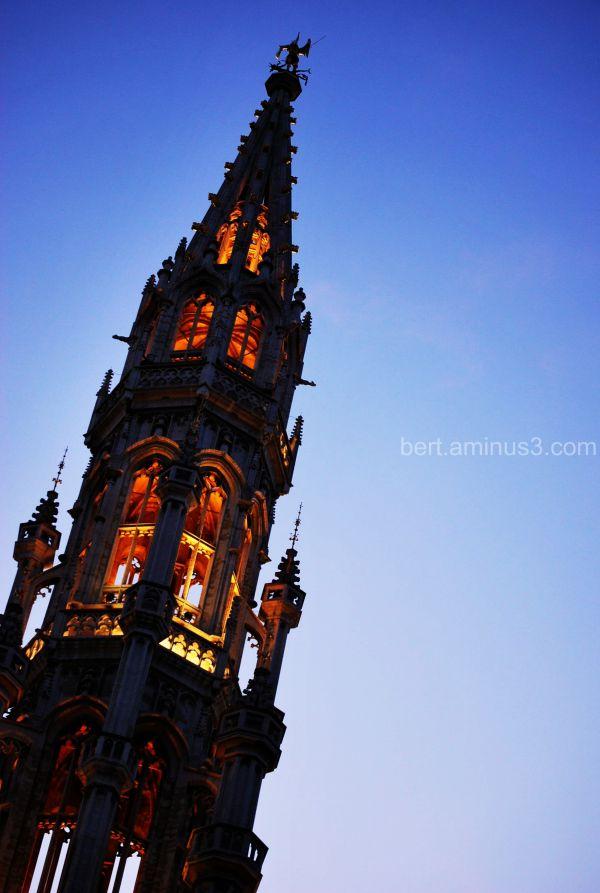Brussels is... splendid !