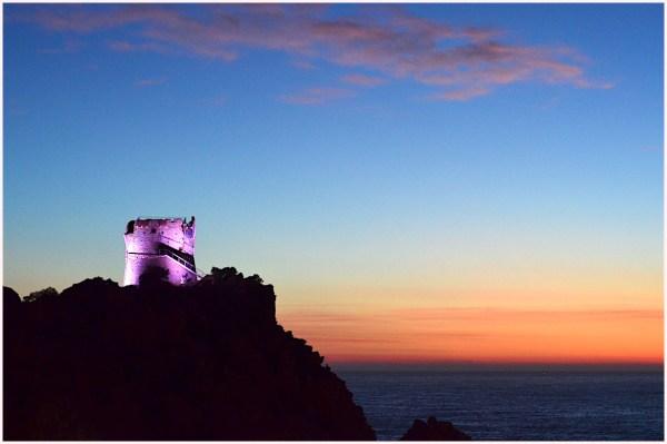 Toren op Corsica