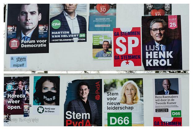 Verkiezingen / Elections