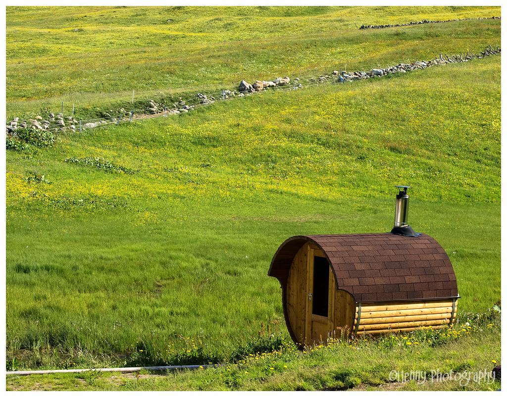 Mountain cabin