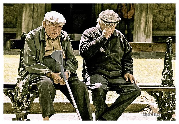 Oud worden in Mirepoix