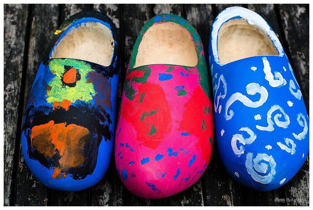 Klompjes / Wooden shoes