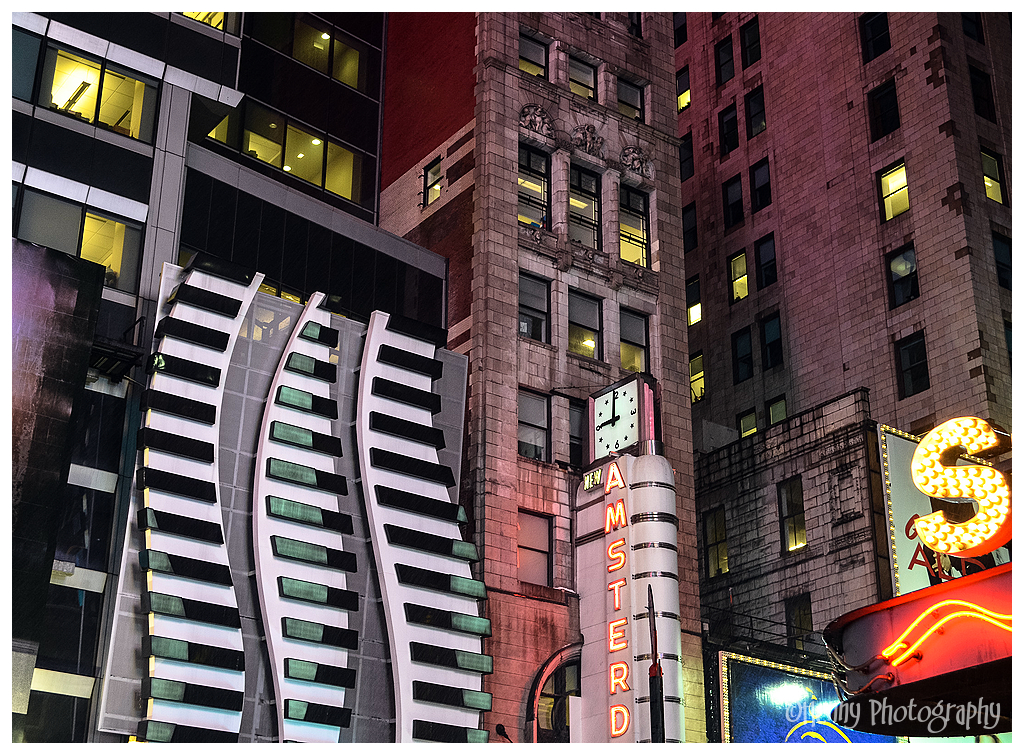 New York 2 Structure of buildings