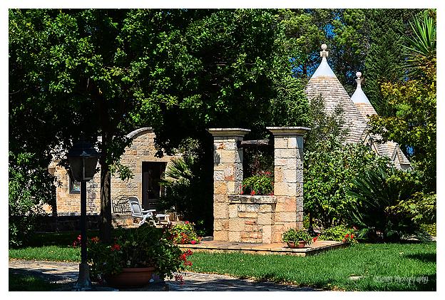 Puglia tuin/garden