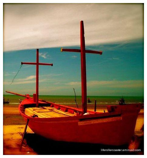 Fishingboat Pranburi Thailand