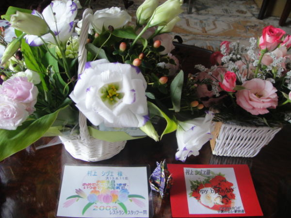 Birthday Flowers and Cards for Mother
