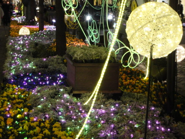 Christmas Decoration in Tokyo